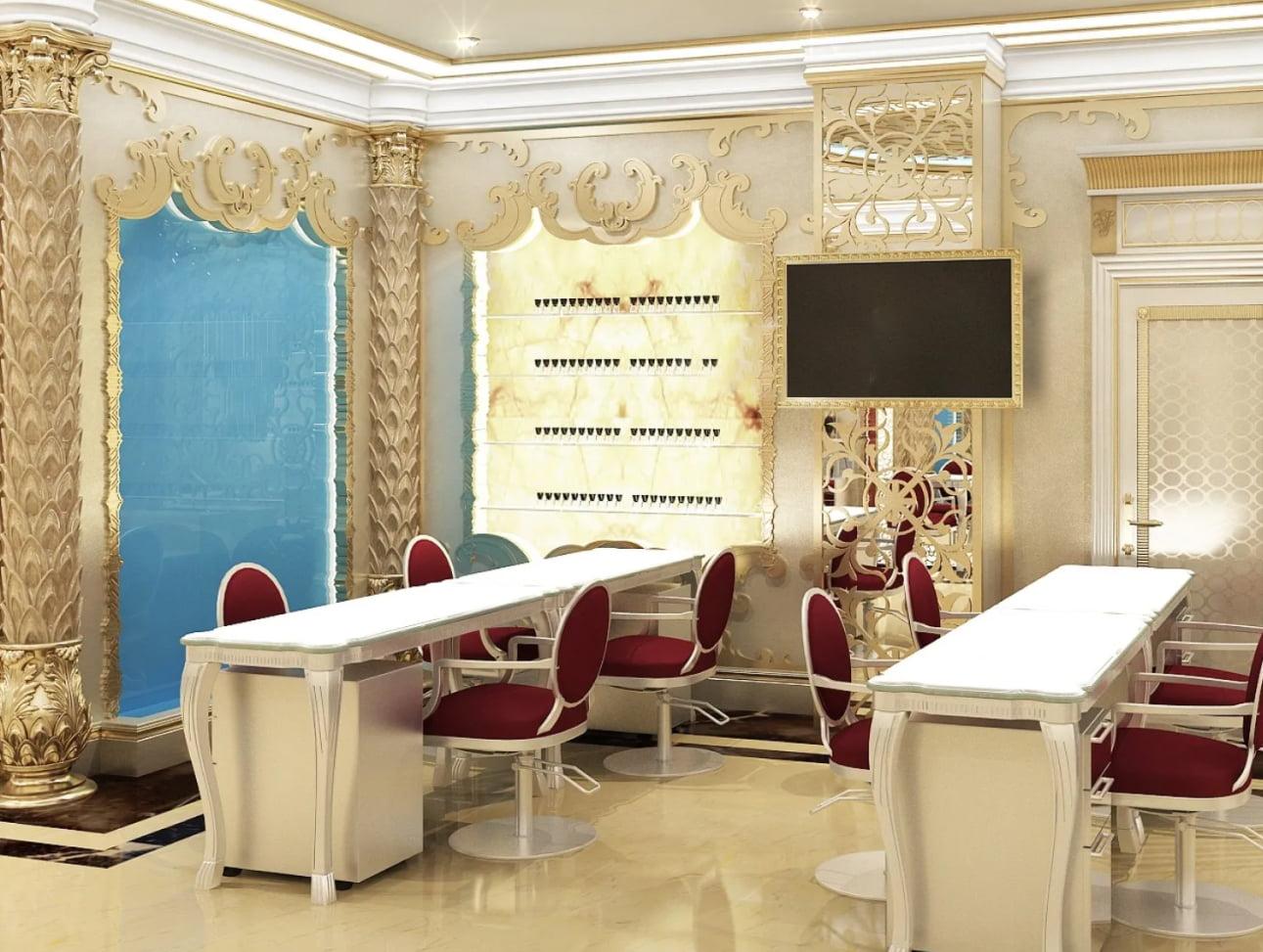 Gold Nail Salon