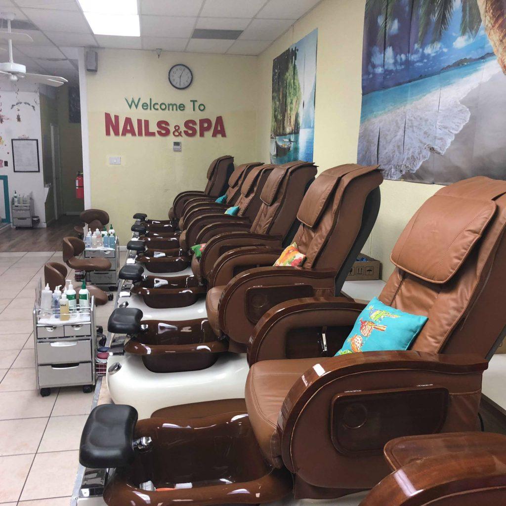Cần tìm thợ nail ở California
