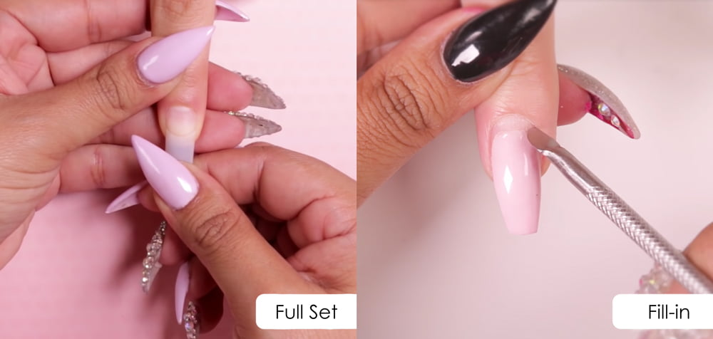 Nail Full Set