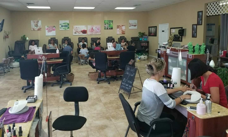 Cần Sang Tiệm Nail tại Cutler Bay, FL-33189