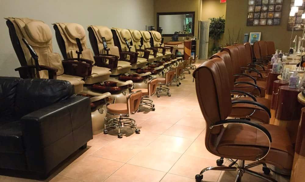 Cần tuyển thợ nail xuyên bang tại Celebration, FL-34747