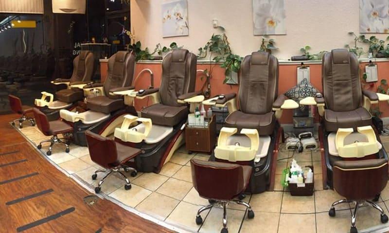 Cần tuyển thợ nail xuyên bang tại San Leandro, CA-94577