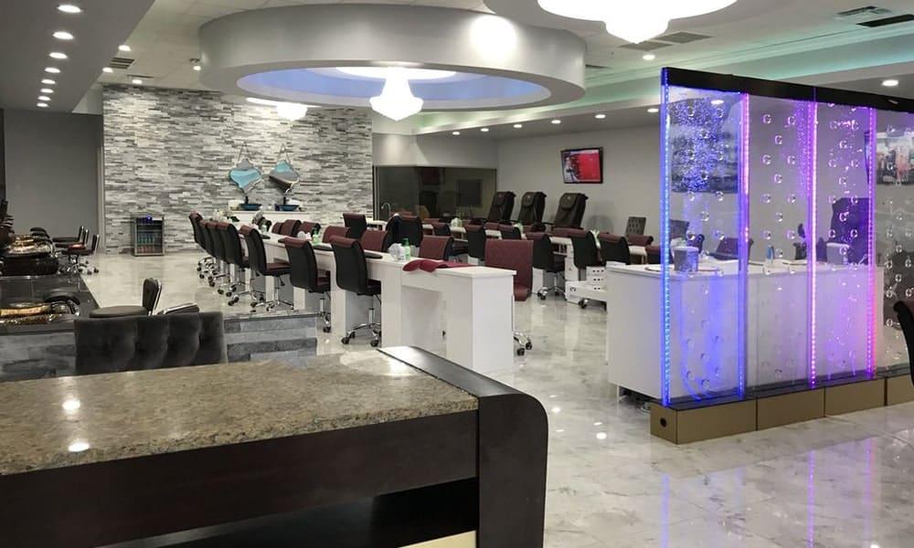 Cần tuyển thợ nail xuyên bang tại Orlando, FL-32839