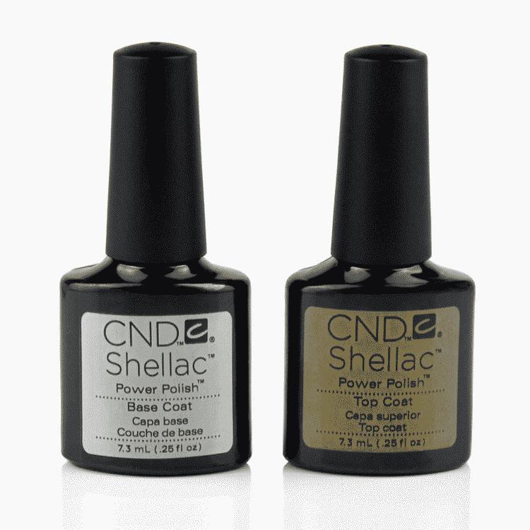 Quy trình sơn gel CND cho người mới bắt đầu