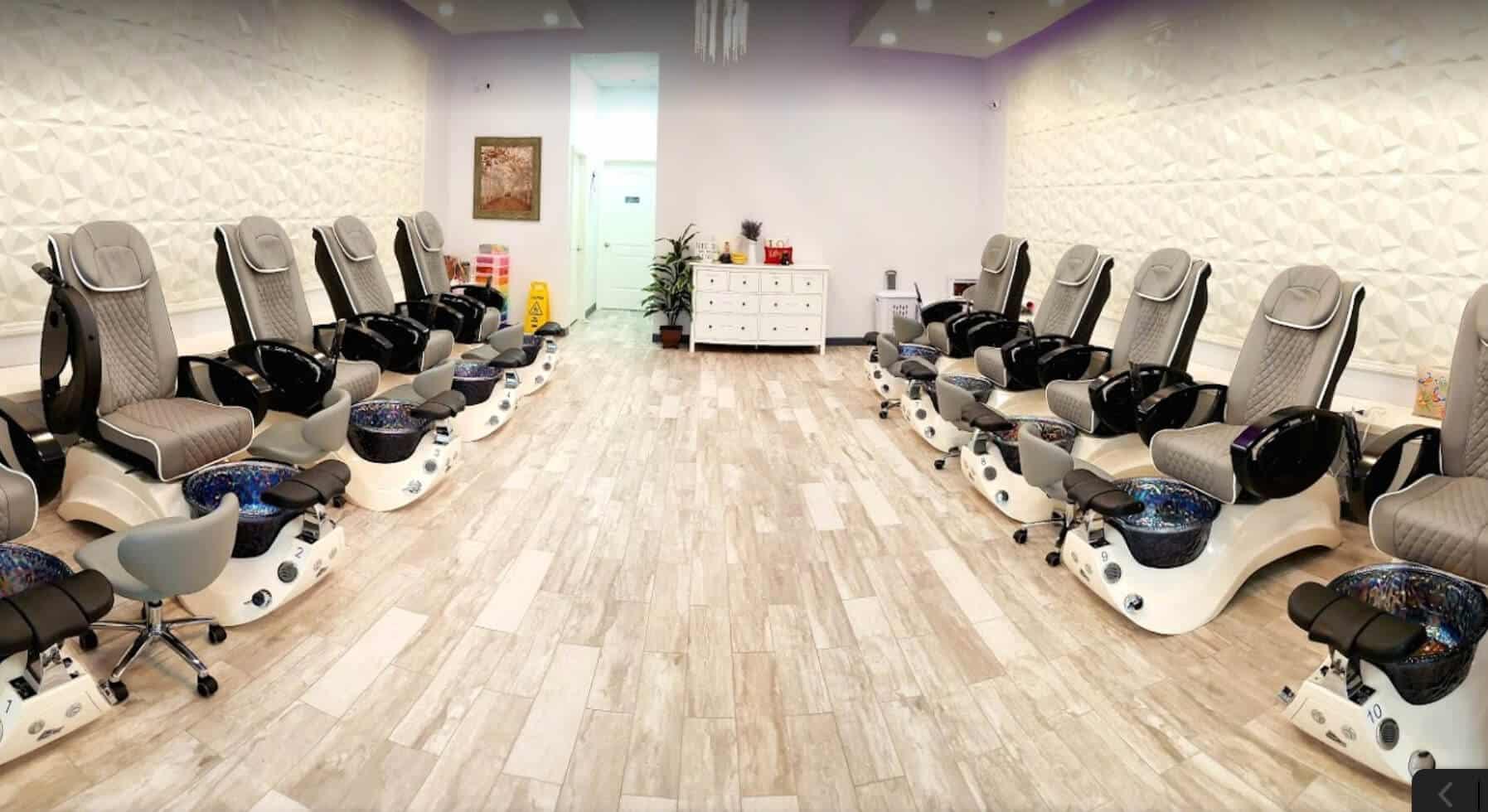 Cần tuyển thợ nail xuyên bang tại Olathe, KS-66061