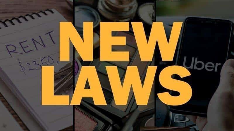 California: Điểm qua những luật mới đáng chú ý trong năm 2020