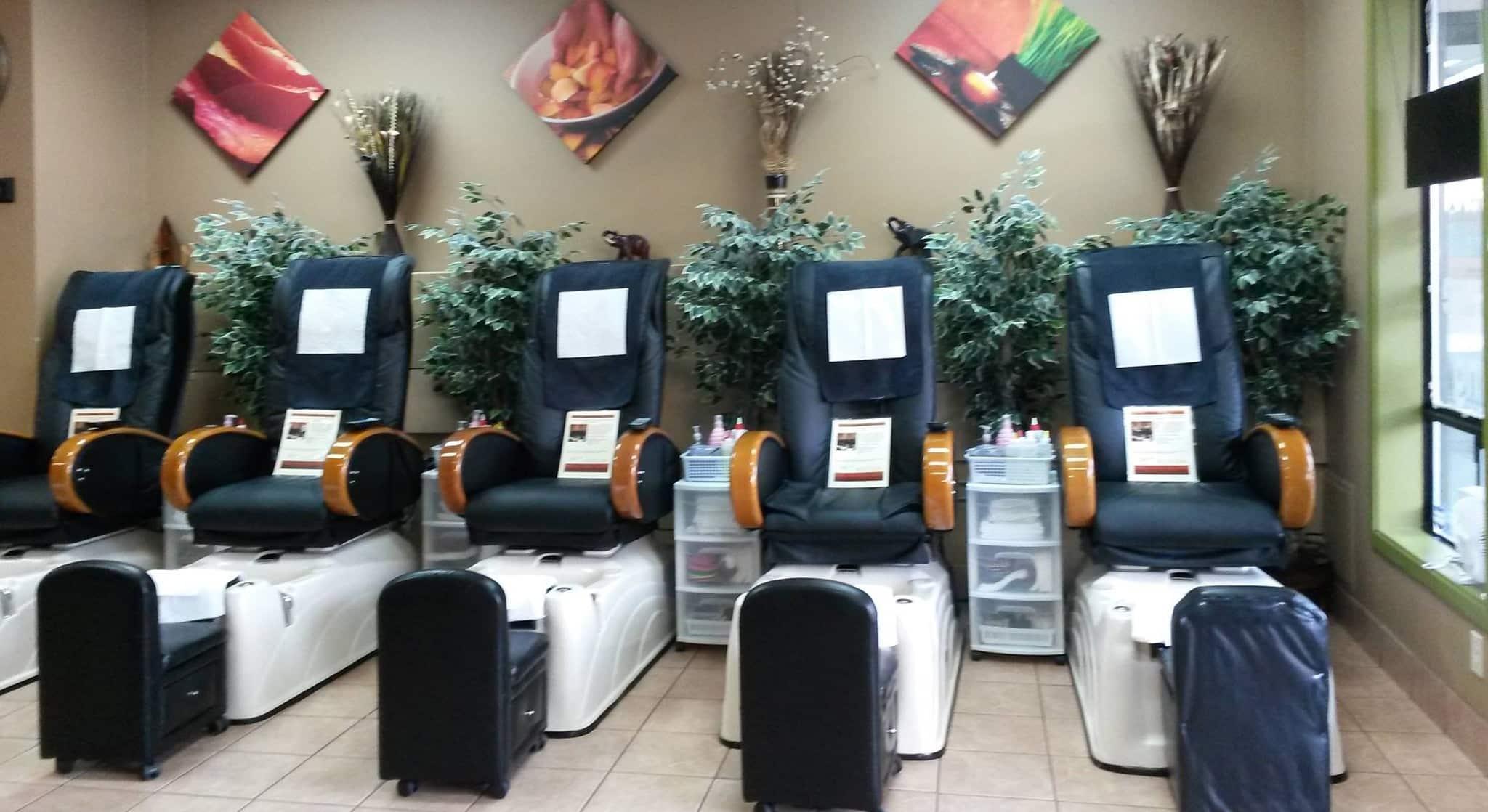 Cần tuyển thợ nail xuyên bang tại Bellingham, WA-98226