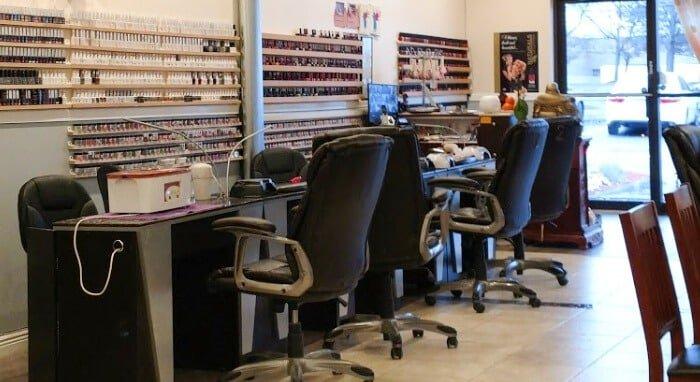 Cần tuyển thợ nail xuyên bang tại Waterford, MI-48328