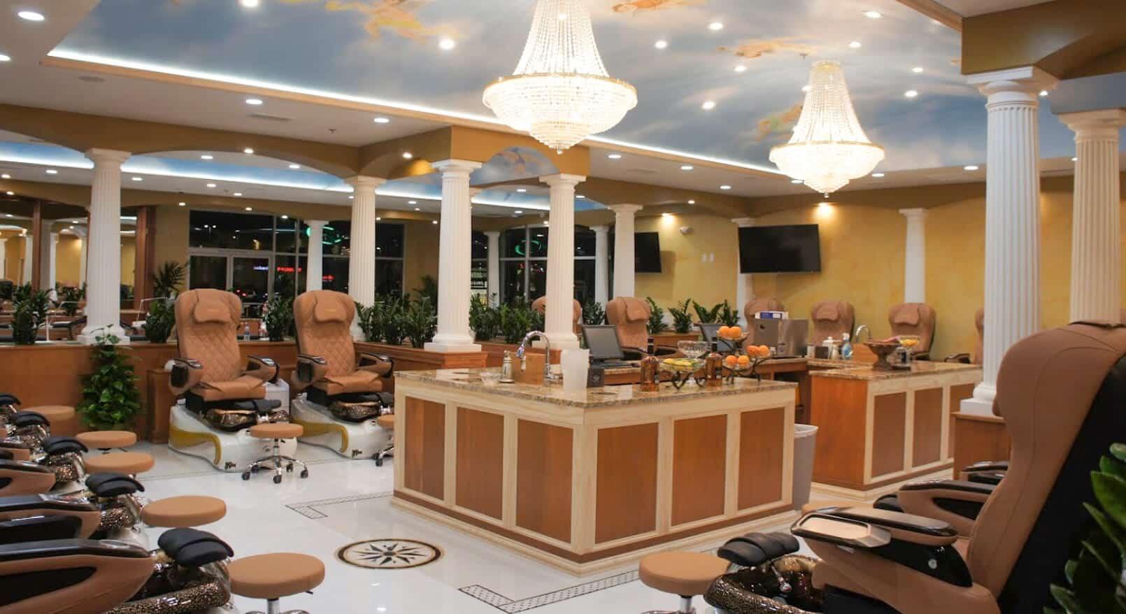 Cần tuyển thợ nail xuyên bang tại Las Vegas, NV 89139