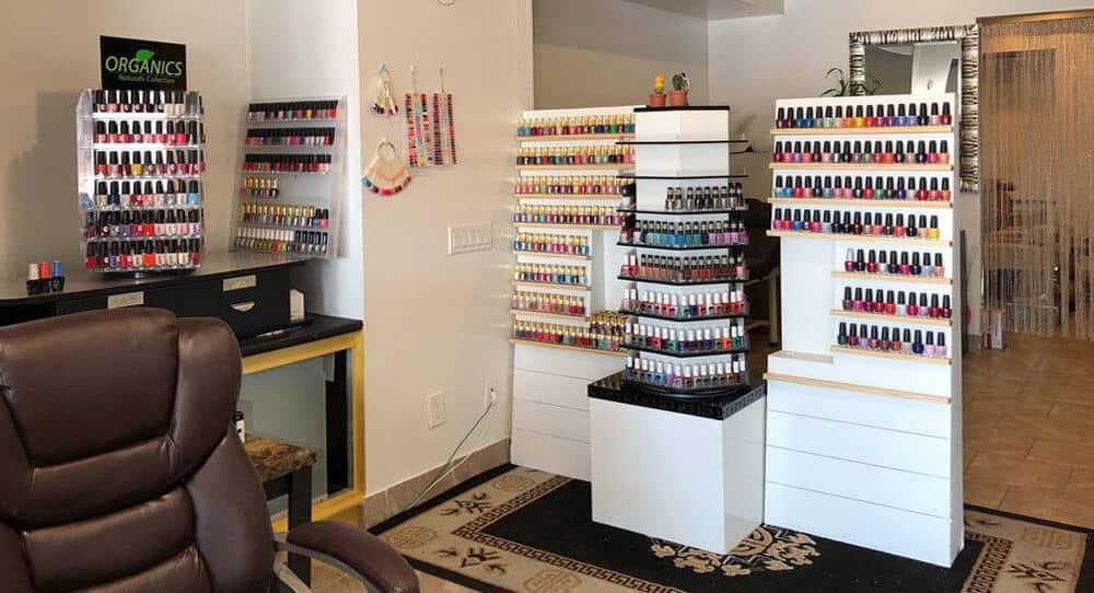 Cần tuyển thợ nail xuyên bang tại Farmington Hills, MI-48334