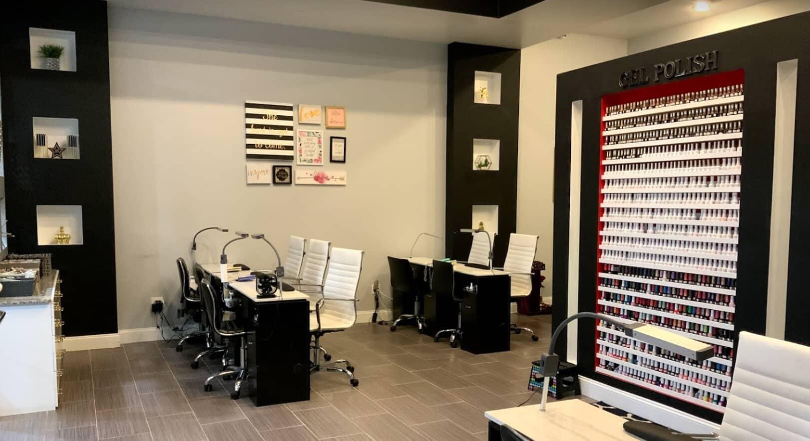 Cần tuyển thợ nail xuyên bang tại Lake Charles, LA-70605