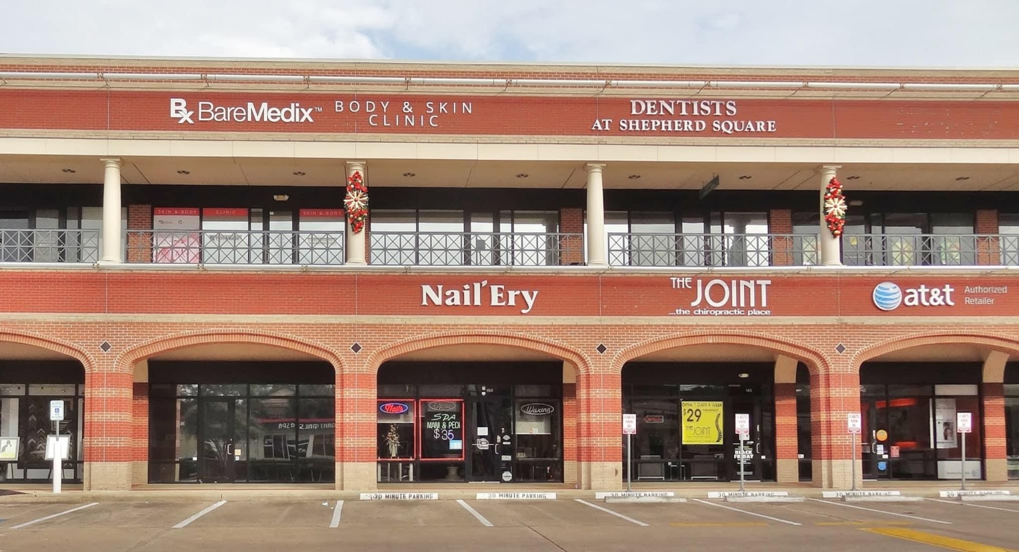 Cần Sang Tiệm Nail tại Houston, TX-77098