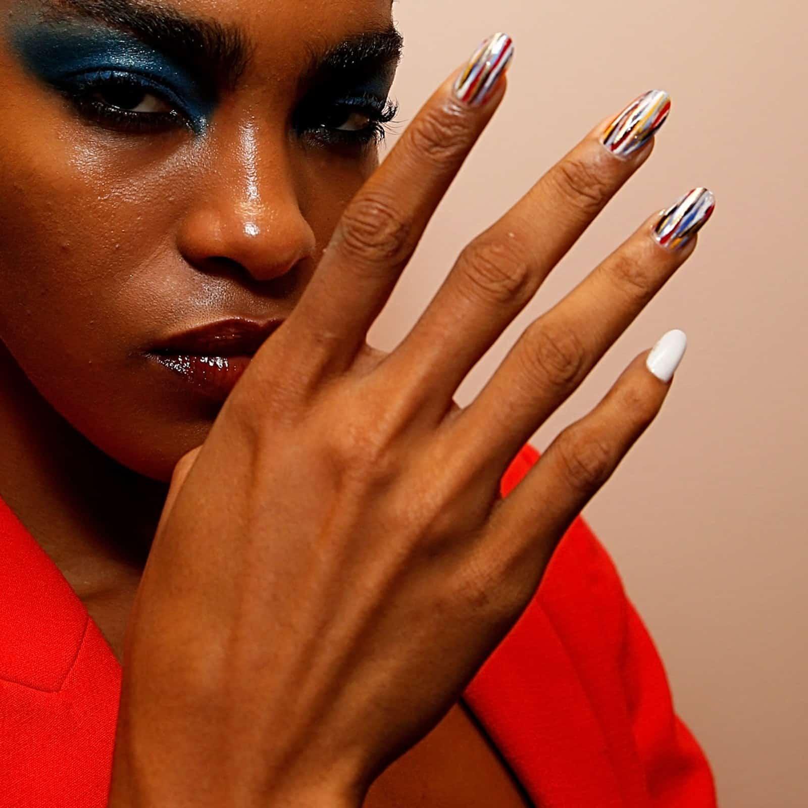 Những mẫu nail hot nhất tại New York Fashion week Spring 2020