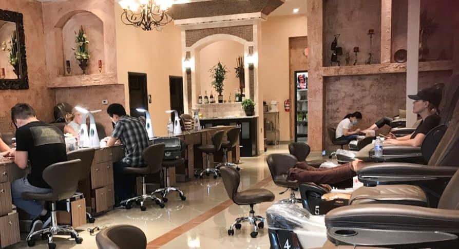 Cần tuyển thợ nail local - McKinney, TX-75070