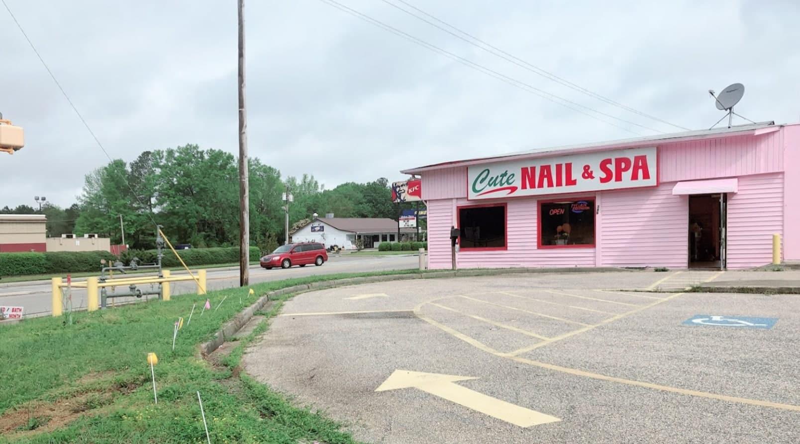Cần Sang Tiệm Nail - Bennettsville, SC-29512