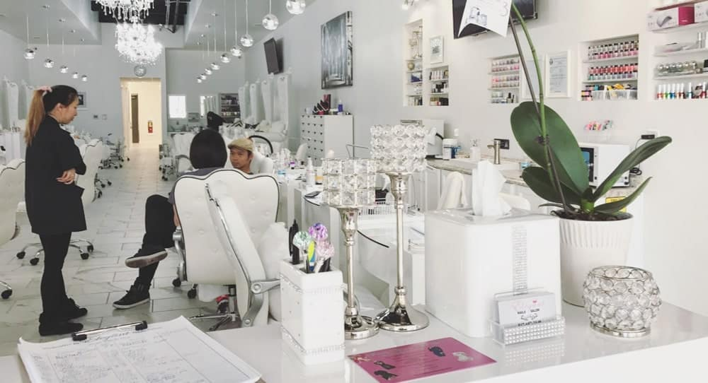 Cần tuyển thợ nail local - East Lansing, MI-48823