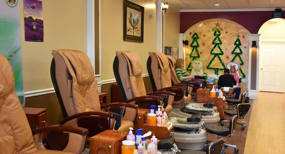 Cần tuyển thợ nail local tại Jasper, GA-30143