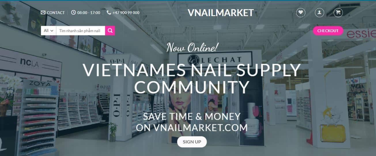 nail supply