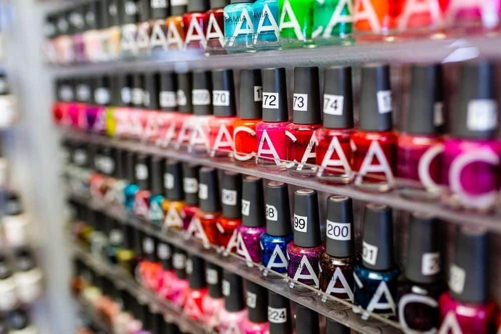 How to success in nail supply business