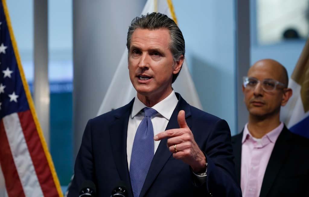 California: Người Việt bức xúc phát biểu 'Covid-19 lây ở tiệm nail' của thống đốc