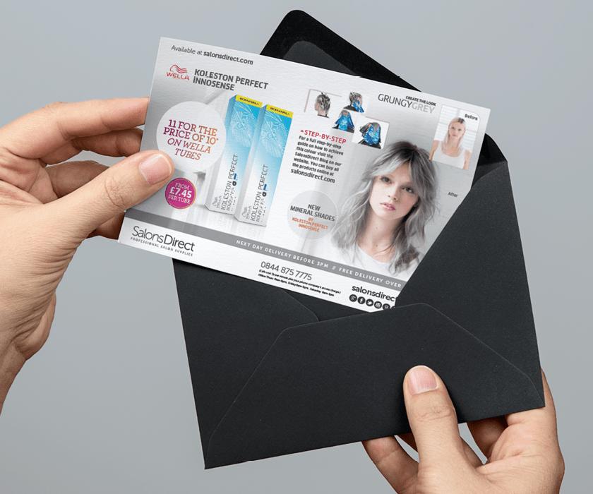 email marketing cho salon
