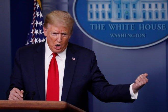 tong thong Donald Trump