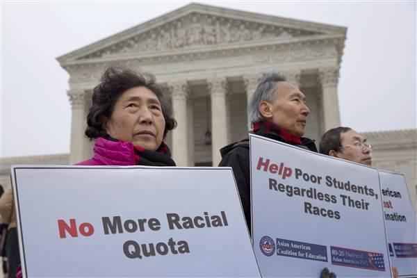 Hoa Kỳ - Sự ưu tiên giáo dục dựa vào sắc tộc