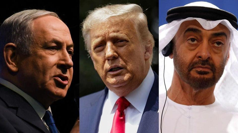 Israel - UAE - Bước đầu đến sự không tưởng, hòa bình tại Trung Đông