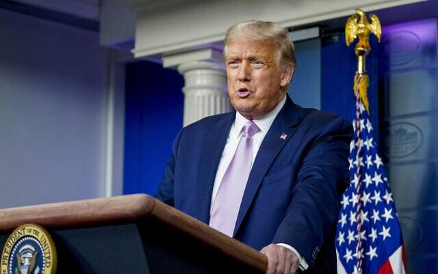 Iran - Hoa Kỳ - Tổng thống Trump sẵn sàng đề nghị hòa bình