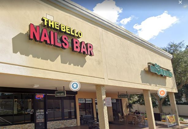 The Bell Nail Bar FL tuyen tho nail