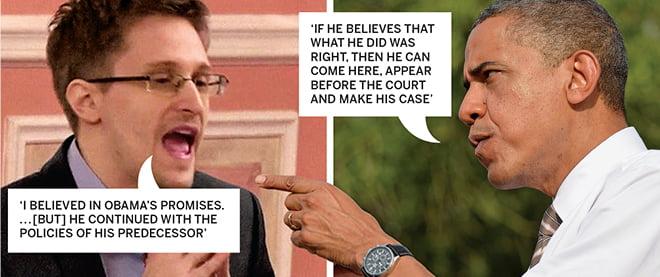 Snowden: Giải mã sai lầm của 1 người Việt dân chủ.