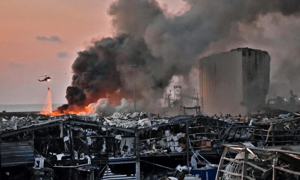 Vụ nổ tại Lebanon liệu có phải 01 cuộc tấn công?