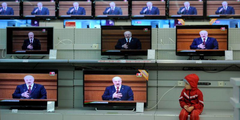 Belarus - Kẻ độc tài luôn muốn kiểm soát truyền thông