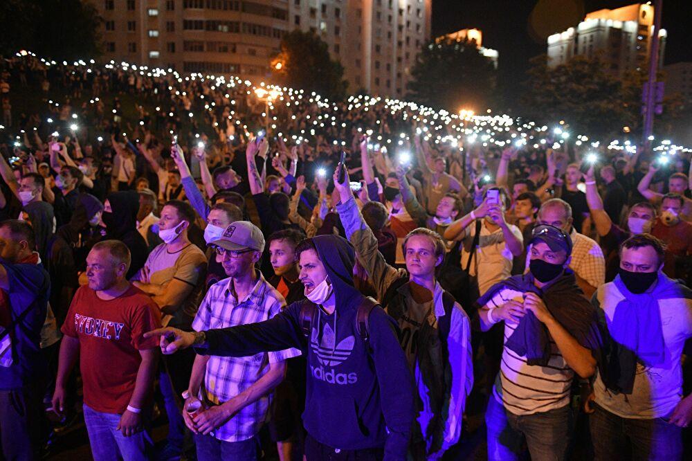 Belarus - Từ giả dối bầu cử đến biểu tình đòi công bằng