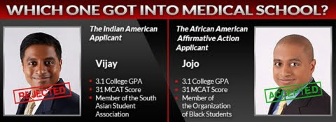 """Hoa Kỳ: 4 bằng chứng cho thấy """"ưu tiên giáo dục"""" là dựa vào sắc tộc"""