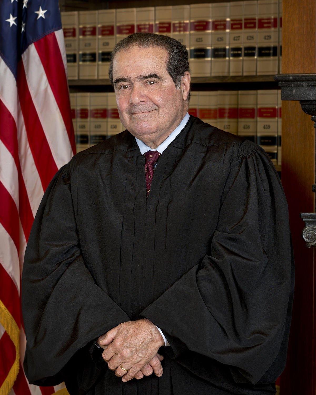 Thẩm phán Tối Cao Pháp Viện Hoa Kỳ Antonin Scalia