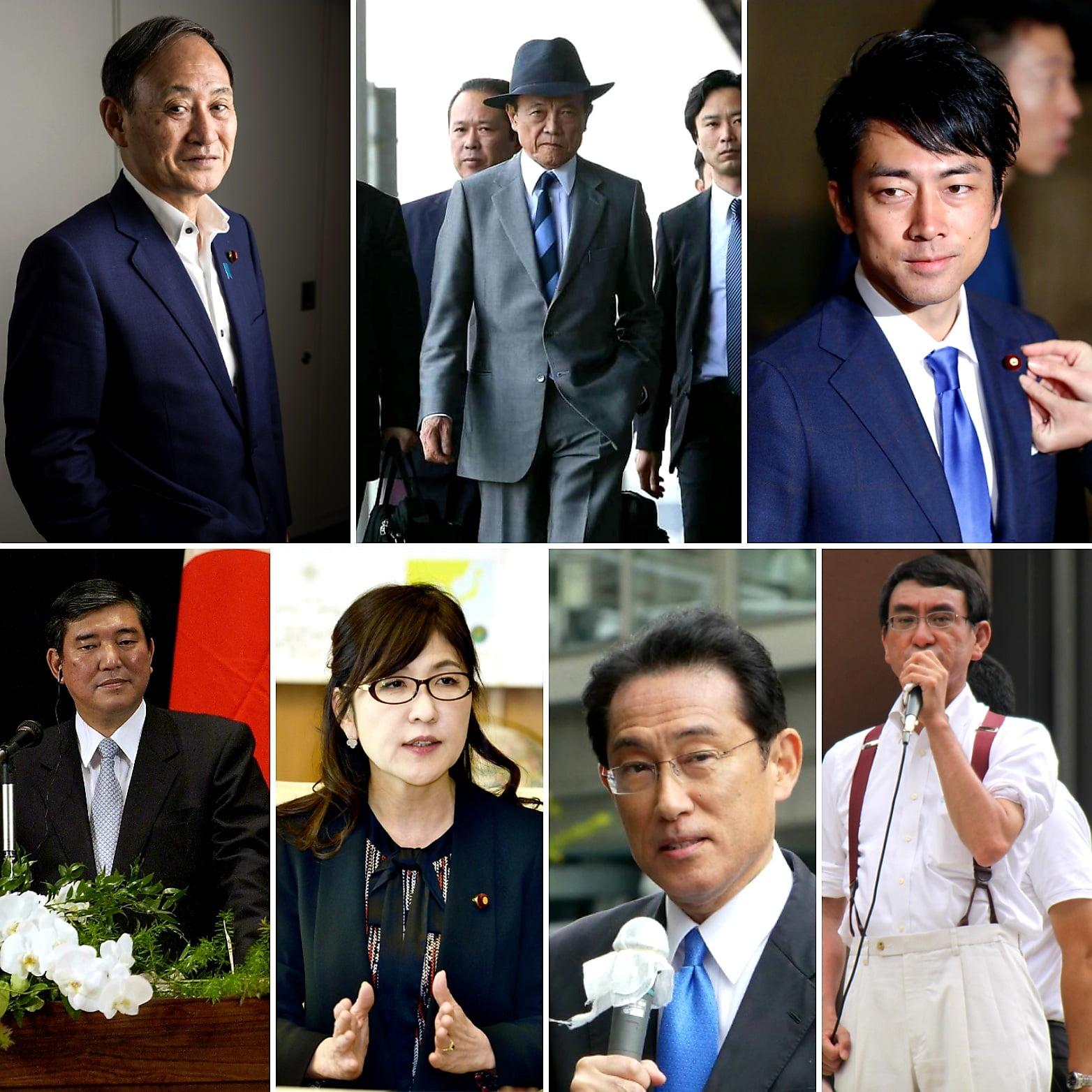 Nhật Bản - Vị trí Thủ tướng, ai sẽ là người được chọn?