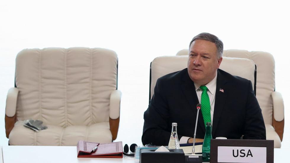 Ngoại trưởng Mỹ Mike Pompeo Hoa Kỳ