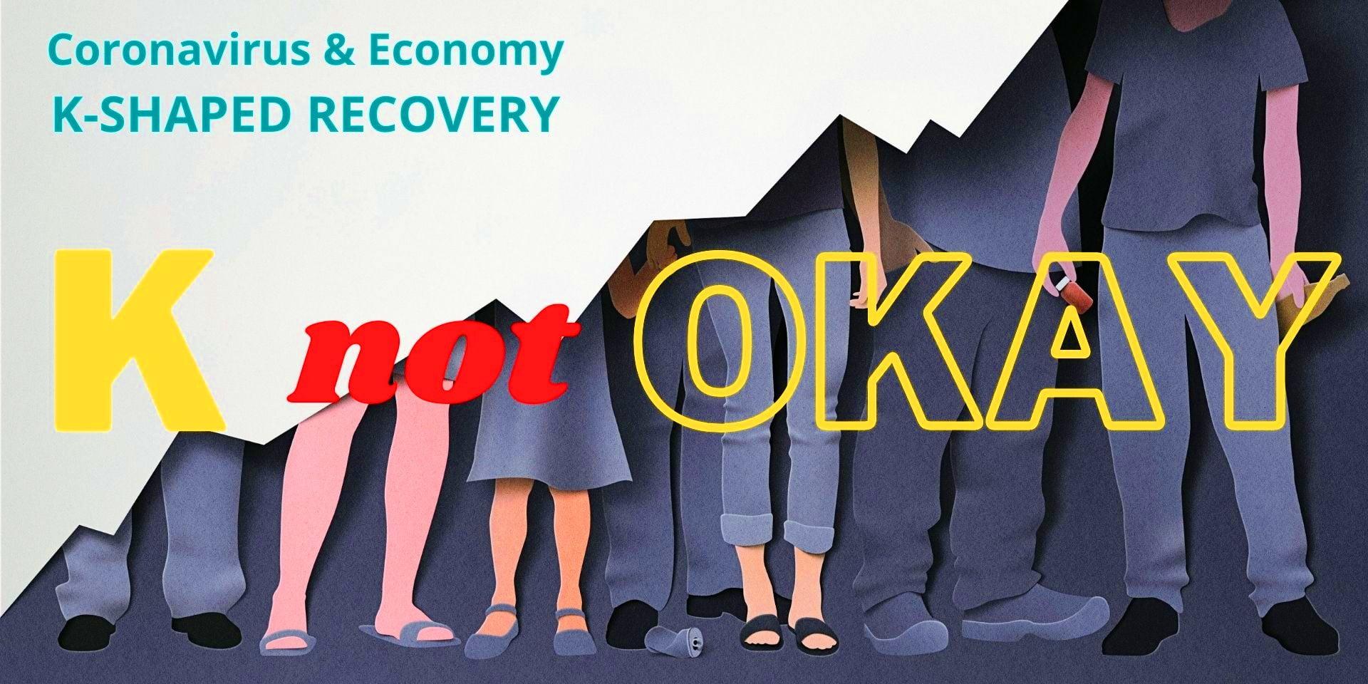 """Covid 19 """"ép"""" kinh tế phục hồi theo chữ gì?"""