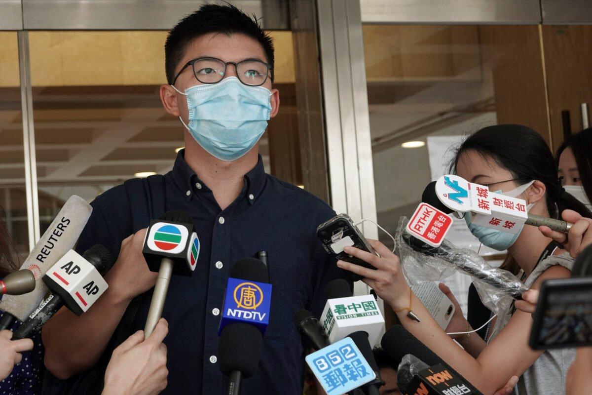 Joshua Wong - Hong Kong như Đông Berlin trong chiến tranh lạnh