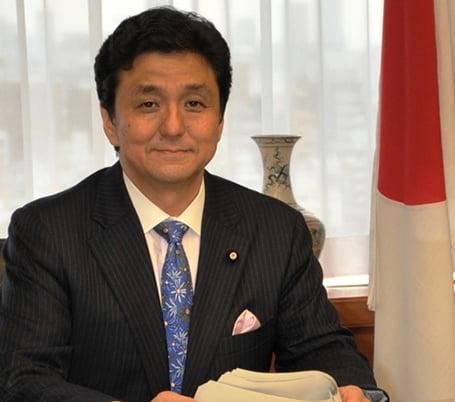 Nobuo Kishi Nhật Bản
