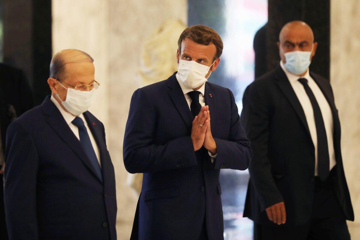 Chính trị tồi tệ của Lebanon đang khiến Pháp khó chịu