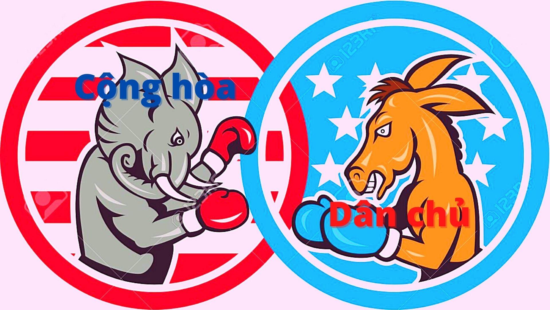 Đảng nào tốt nhất cho 1 Hoa Kỳ vĩ đại?