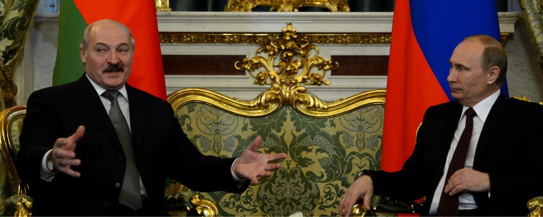 Nga – Belarus : Vladimir Putin tính toán những gì về số phận Loukachenko?