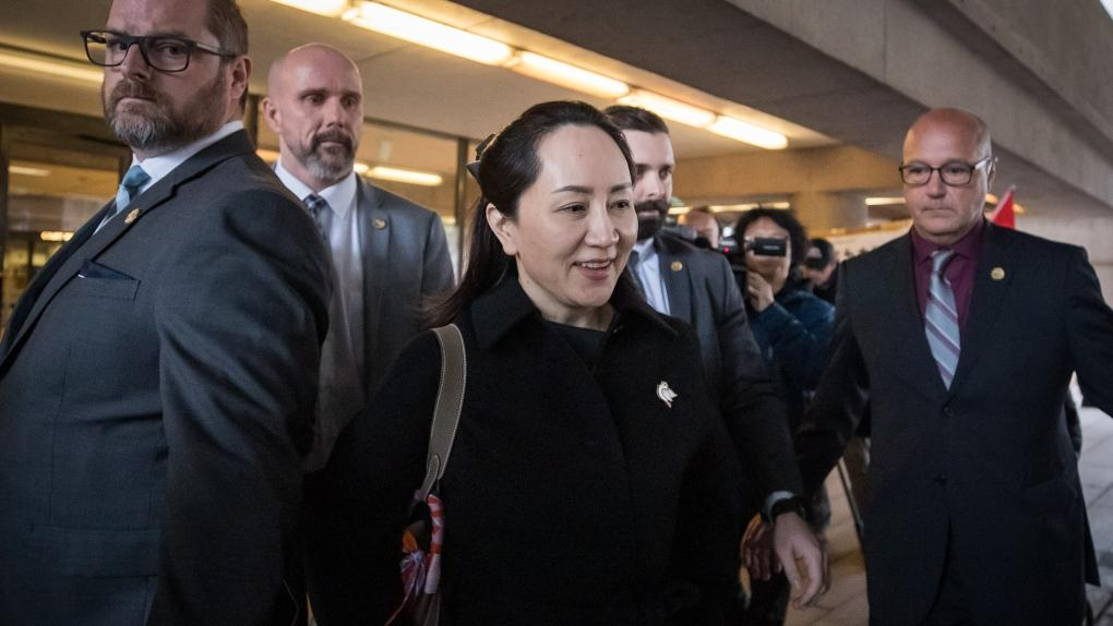 Tư pháp Canada mở lại vụ xét thủ tục dẫn độ giám đốc tài chính Huawei sang Mỹ