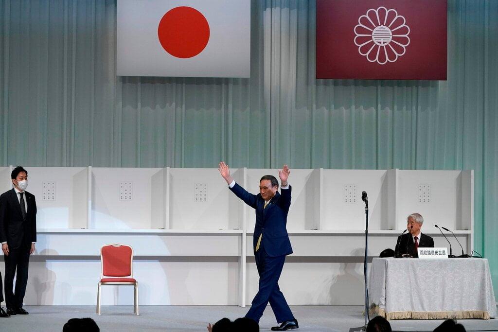 Yoshihide Suga được chọn làm thủ tướng Nhật Bản và sẽ tiếp tục con đường của Abe Shinzo