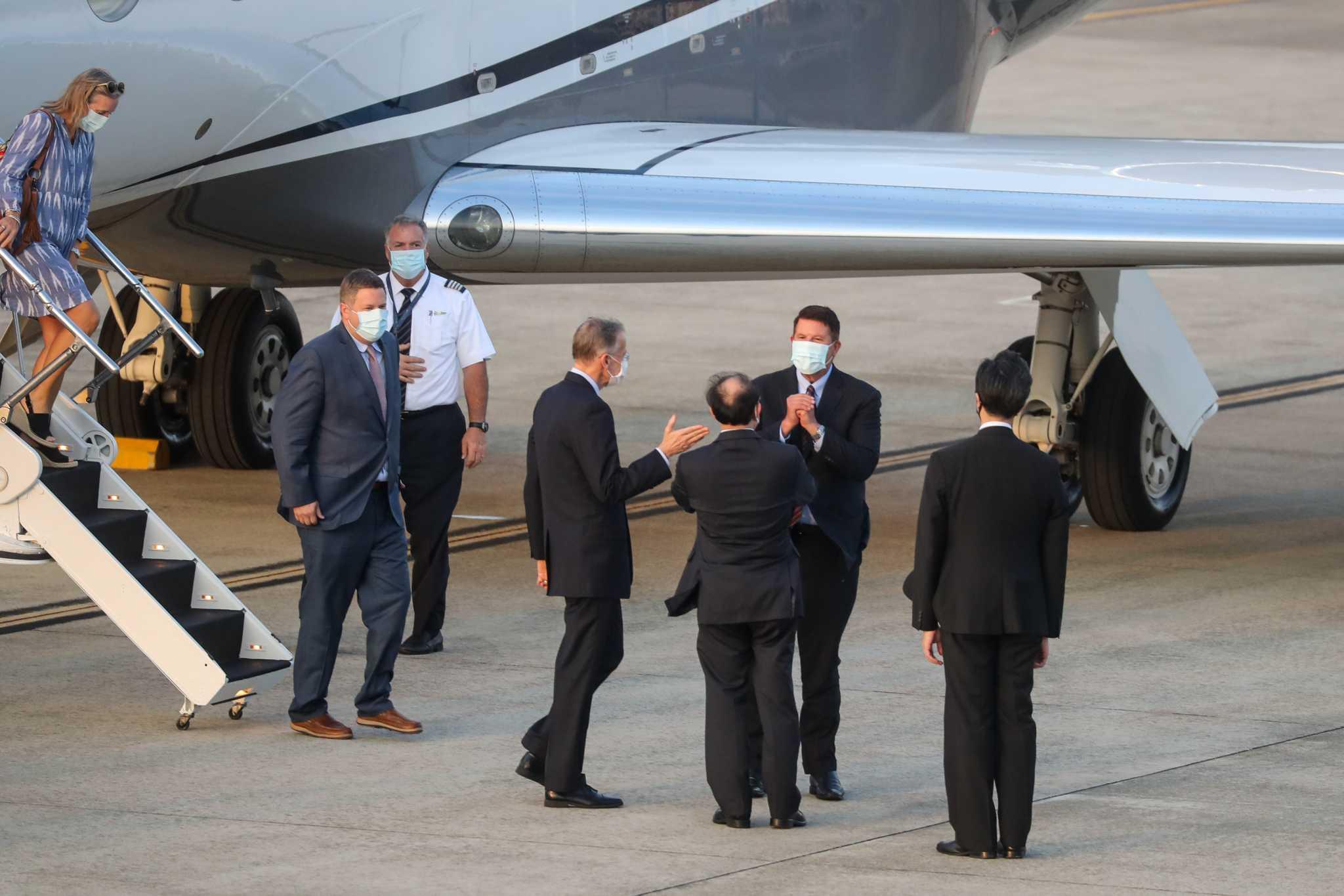 Ngoại trưởng Keith Krach thắt chặt quan hệ Đài Loan - Hoa Kỳ