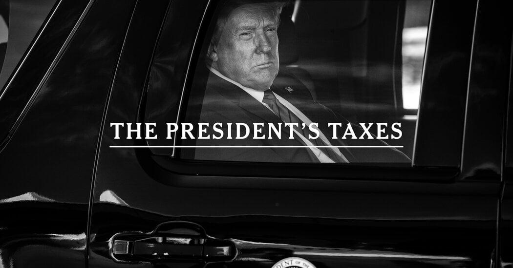 New York Times tiết lộ Trump tránh thuế ? - Một điều hoàn toàn hợp pháp ?