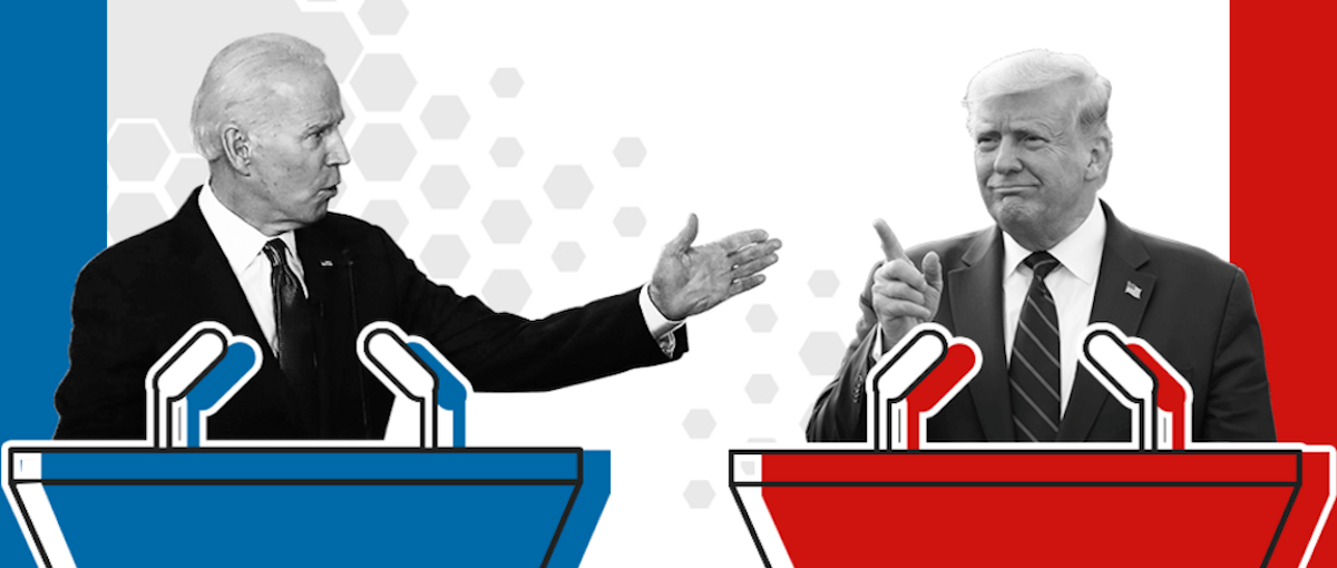 Tranh luận bầu cử 2020: Ông Trump hay Biden ghi điểm?