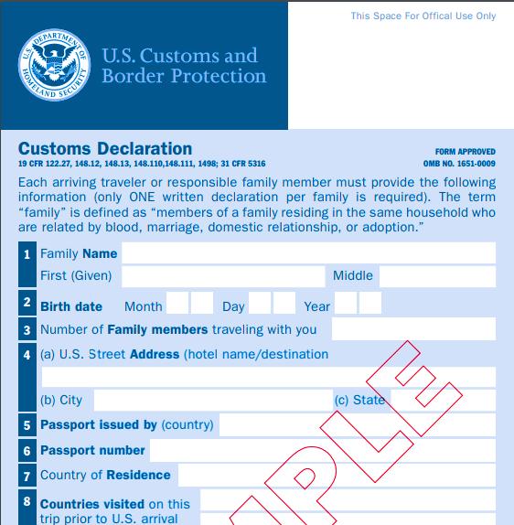 Sau Covid: Những thứ nào bị cấm mang vào Mỹ_Phần 2